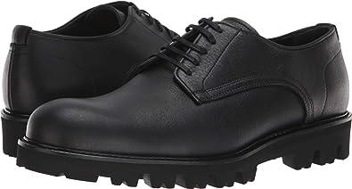 Amazon.com | Vince Cadet Black Leather