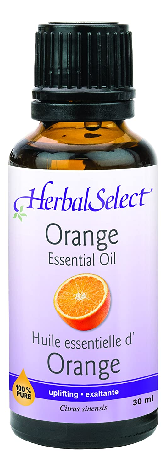 Herbal Select Orange Essential Oil, 30ml Manufacturer
