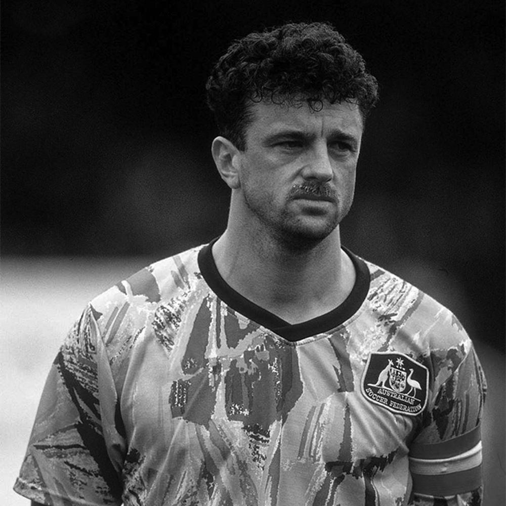 Copa Football Rétro Maillot Rétro Football Australie 1990-93 c1af3e