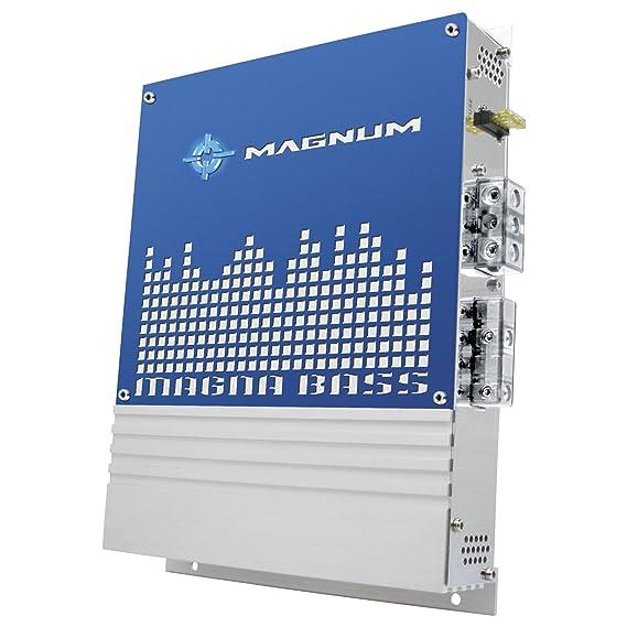 Amazon.com: MTX Magnum MB210SP Dual 10\