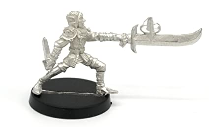 Made in USA Stonehaven Gnome Skeleton Miniature Figure for 28mm Scale Table Top War Games