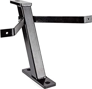 Lawn Mower Tractor Hitch - ZTR Riding Garden Tractor Lawnmower Trailer Attachment Hi-Hitch Tow Kit Extension Parts & Accessories for Cub Cadet John Deere Husqvarna and More