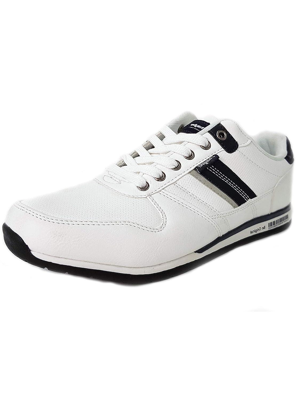 Zapatillas JHayber Chacal Blanco y Marino (41 EU, Blanco): Amazon.es: Zapatos y complementos
