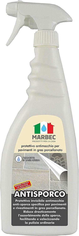Marbec - ANTISPORCO 750ML | Protección Antimanchas para Suelos de gres porcelánico