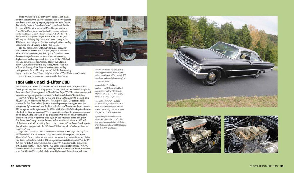 The Complete Book Of Classic Ford And Mercury Muscle Cars 1961 1973 Series Amazoncouk Donald Farr 9780760360248 Books