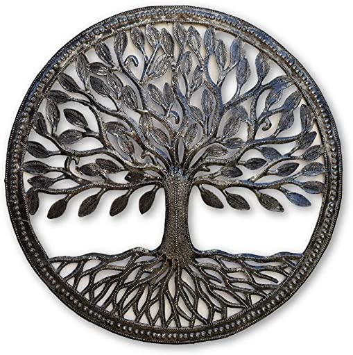 Small Organic Tree of Life Framed