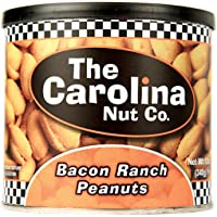 The Carolina Nut Company Peanuts, Bacon Ranch, 12 Ounce