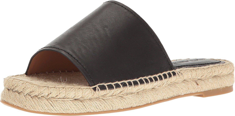 Coach Womens Claudia Open Toe Casual Slide Sandals, Black, Size 8.5