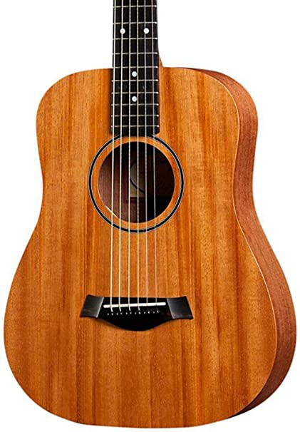 Amazon Com Taylor Bt2 Baby Taylor Acoustic Guitar Mahogany Top