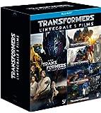 Transformers - Coffret : Transformers + Transformers 2 - La revanche + Transformers 3 - La face cachée de la Lune + Transformers : l'âge de l'extinction + Transformers : The Last Knight [Blu-ray]