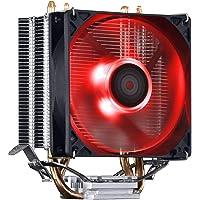COOLER PARA PROCESSADOR ZERO K Z2 92 MM LED VERMELHO - ACZK292LDV, PCYES, 24041