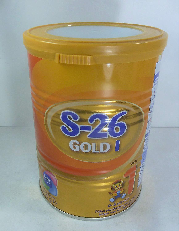 S26 Gold 1 400Gr for infants up to 6 months (0-6 months) Brand Name: S26: Amazon.es: Alimentación y bebidas