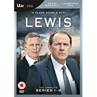 Lewis - Series 1-9 [DVD] [2015]