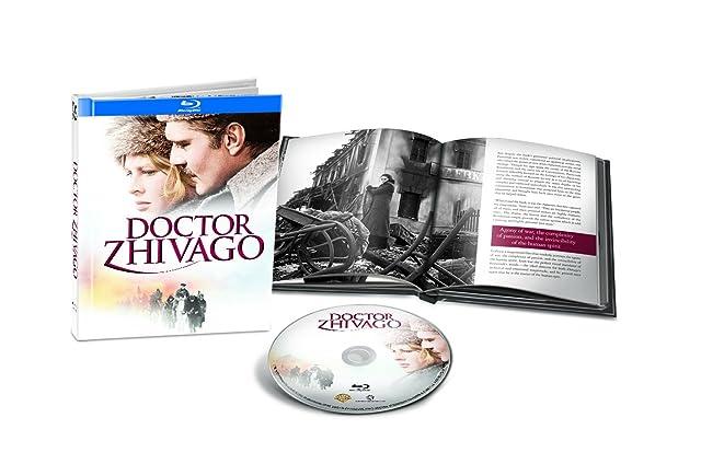Le Docteur Jivago (Doctor Zhivago) [Digibook] 710nvNfmhmL._SL640_