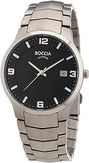 Boccia 3546 Armbanduhr 01Uhren Titan Herren sxhrCtQd