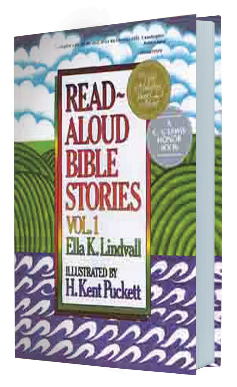 Read Aloud Bible Stories: Volume 1 by Moody Publishers (Image #1)