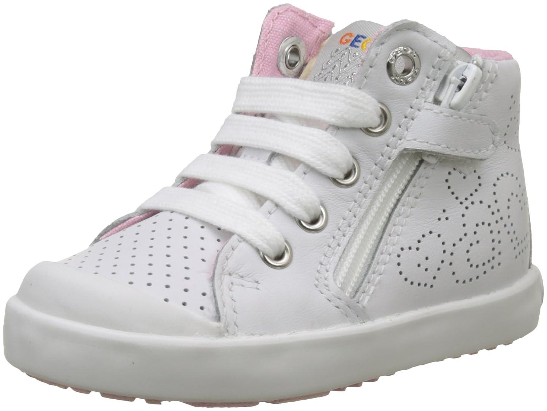 Geox B Kilwi A, Sneakers Basses bébé Fille B72D5A085NF