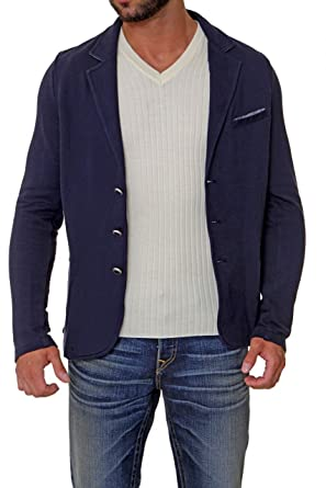 giacca felpa blu liu jo