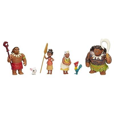 Disney Moana Adventure Pack: Toys & Games