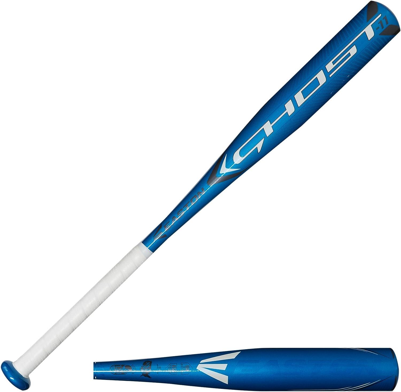 EASTON Ghost -11 Girls / Youth Fastpitch Softball Bat | 2019 | 1 Piece Aluminum | ALX50 Allloy | Comfort Grip | Certification 1.20 BPF / 98 mph | ASA / USSSA / NSA / ISA / ISF