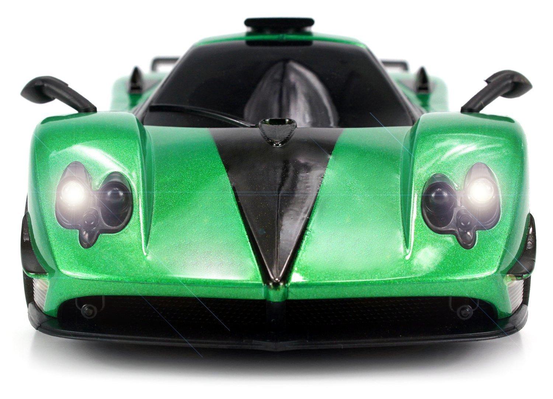 Pagani Zonda Summer Tires Online >> Amazon Com Wfc Pagani Zonda R Remote Control Rc Sports Car 1 16