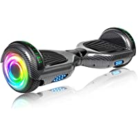 """$129 » SISIGAD Hoverboard Self Balancing Scooter 6.5"""" Two-Wheel Self Balancing Hoverboard with…"""