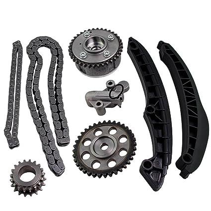 Amazon.com: maXpeedingrods Timing Chain Kit for VW AUDI A3 1.6 FSI 1.4 TFSI Engine Camshaft Adjuster Repair Kit 03C109469K: Automotive