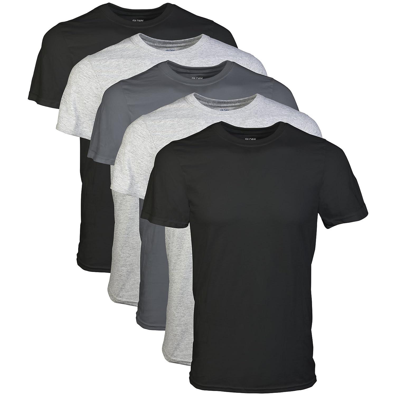 Gildan Men's Crew T-Shirt Multipack GIL1100