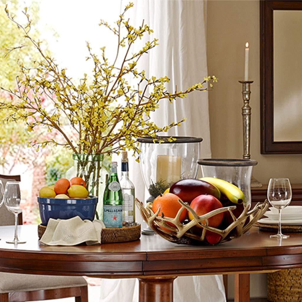 Ciotola di Frutta Nordica Piatto di Frutta in Legno Sdvh Cesto di Frutta Stand di Frutta Portabottiglie Innovativo per La Decorazione di Tavoli da Pranzo