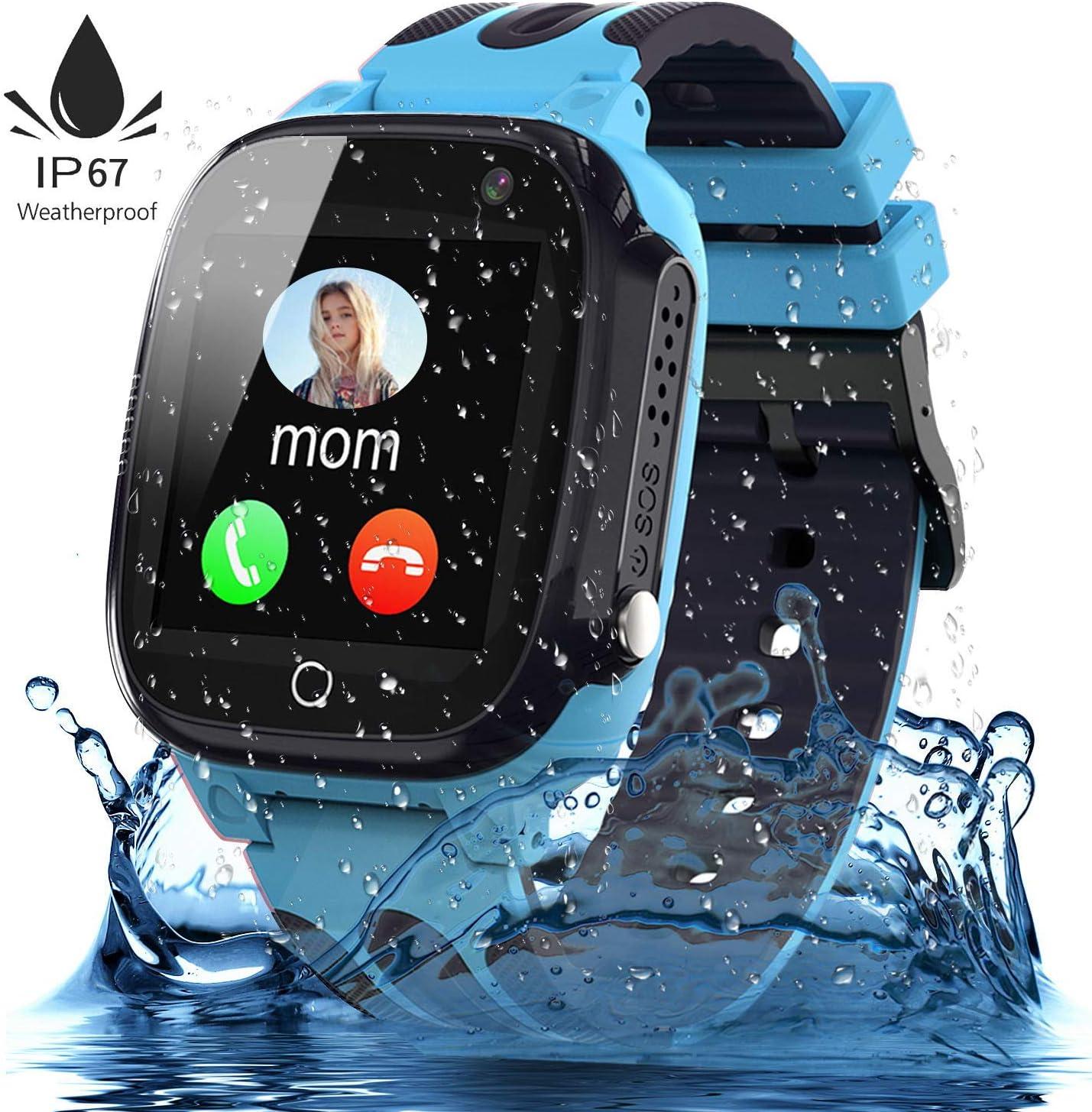 smartwatch-kinder-wasserdicht