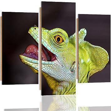 feeby Frames, Bild-Wand, Rahmen Gemälde von 3 Platten – Bild ...