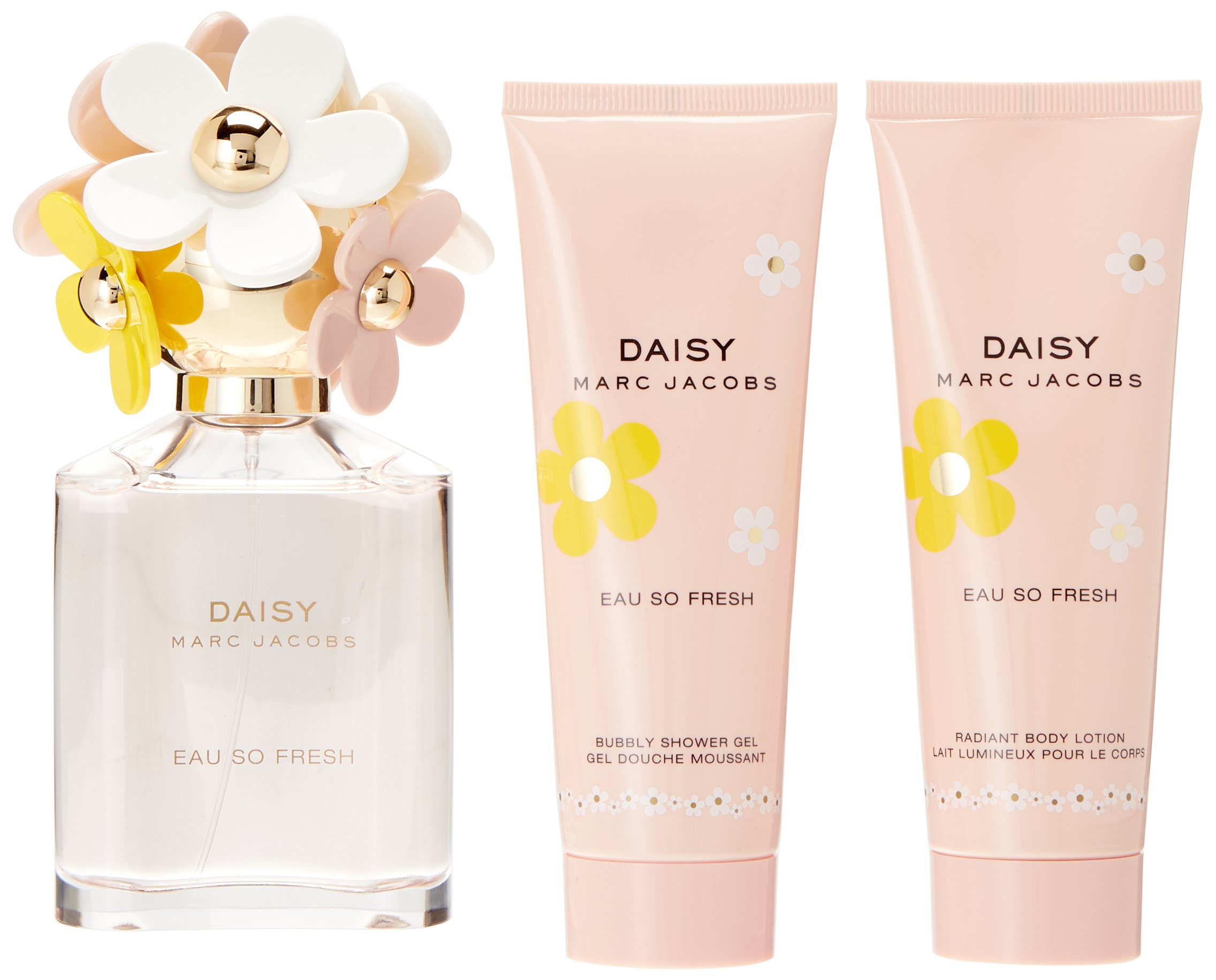 Marc Jacobs Daisy So Fresh 3 Piece Gift Set for Women by Marc Jacobs (Image #3)