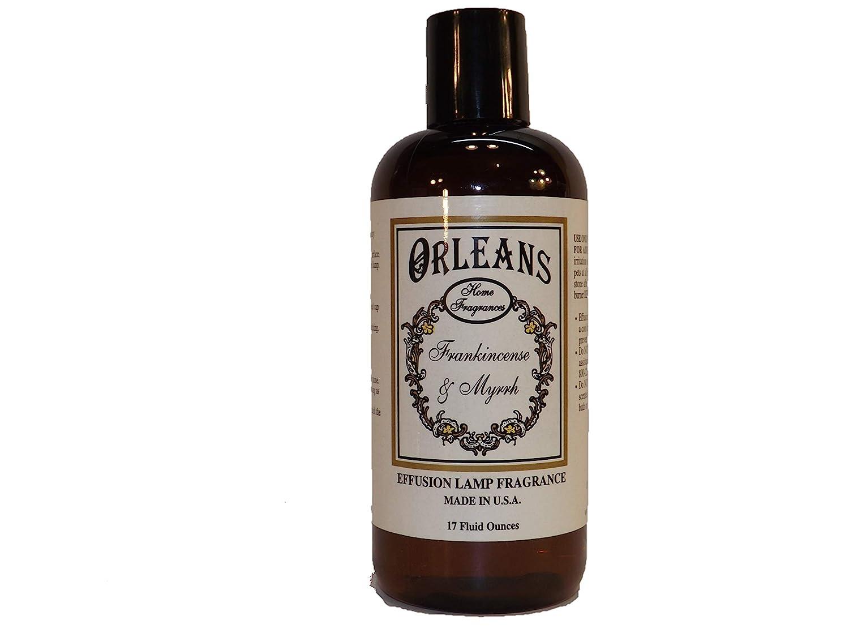 Orleans Home Fragrances Effusion Lamp Oil Frankincense and Myrrh