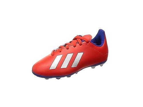 more photos 50efb ccce1 adidas Unisex Kids' X 18.4 FxG J Football Boots: Amazon.co ...