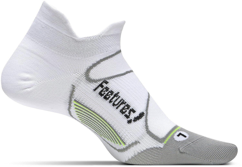 新作商品 Feetures! SOCKSHOSIERY SOCKSHOSIERY Feetures! メンズ B019U4TS5Y White + Black L|White L L|White + Black, 亘理町:7367763c --- garagegrands.com