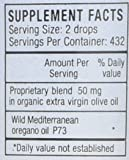 N. American Herb and Spice P73 Super Strength Oil