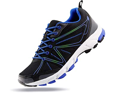 9d1a58883f12a Amazon.com | Jabasic Men Hiking Shoes Breathable Outdoor Trail ...