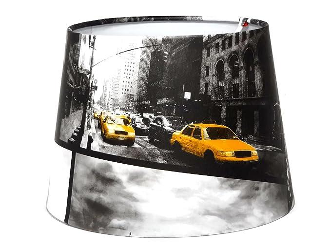Nueva York tulipa de lámpara de techo Pantalla para lámpara ...