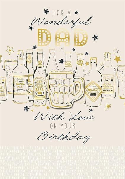 Hallmark - Tarjeta de felicitación de cumpleaños, diseño con ...