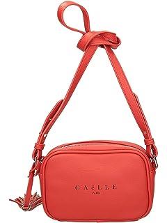 BIANCO con BORCHIE Borsa Gaelle GBDA733 Bag OCCASIONE -60/% Col