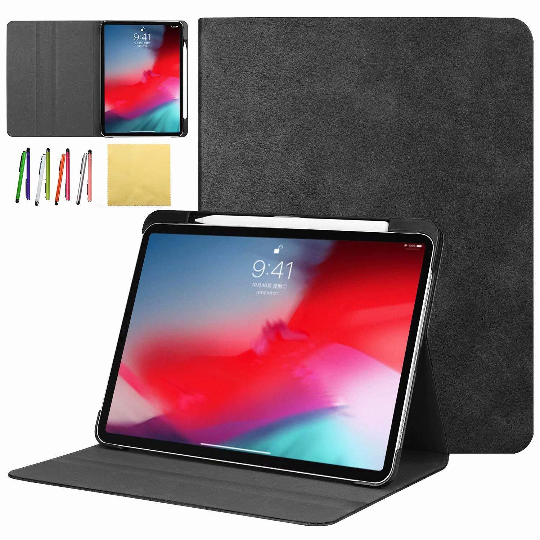 特別セーフ Coopts iPad Pro 11インチ Coopts 2018用ケース - B07L9M5R4W スリム軽量三つ折りスタンド スマートシェル 自動ウェイク iPad/スリープ機能付き + 丈夫な半透明バックカバー Apple Pencil充電をサポート iPad Pro 11用 Coopts -0908 01# Black B07L9M5R4W, 京染呉服卸 平安京:80e0a4b0 --- a0267596.xsph.ru