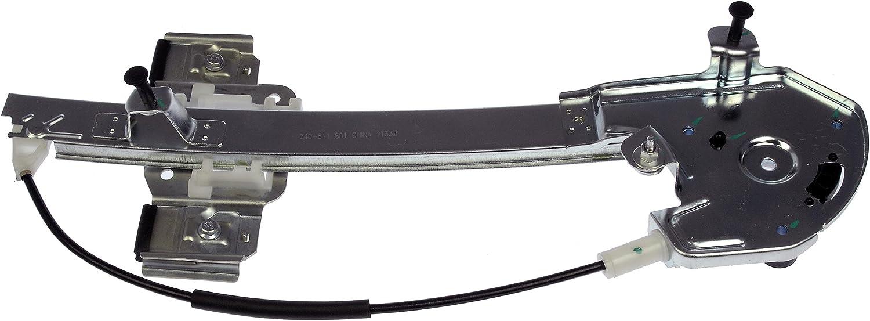 Dorman 740-811 Rear Driver Side Power Window Regulator for Select Buick Models
