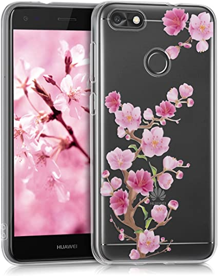 coque huawei y6 2017 fleur