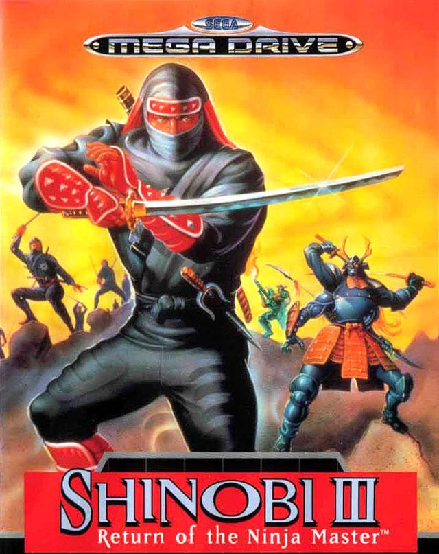 Amazon.com: Shinobi III : Return of the Ninja Master [Online ...