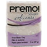 Sculpey Premo Opal Accent Clay