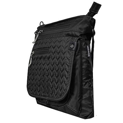 1f7081f732e1 Amazon.com  Sherpani Jag Le Black Cross Body Bag