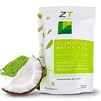 Dr Zisman Detox Weight Loss Tea & Night Blend Tea (Matcha + Coconut)