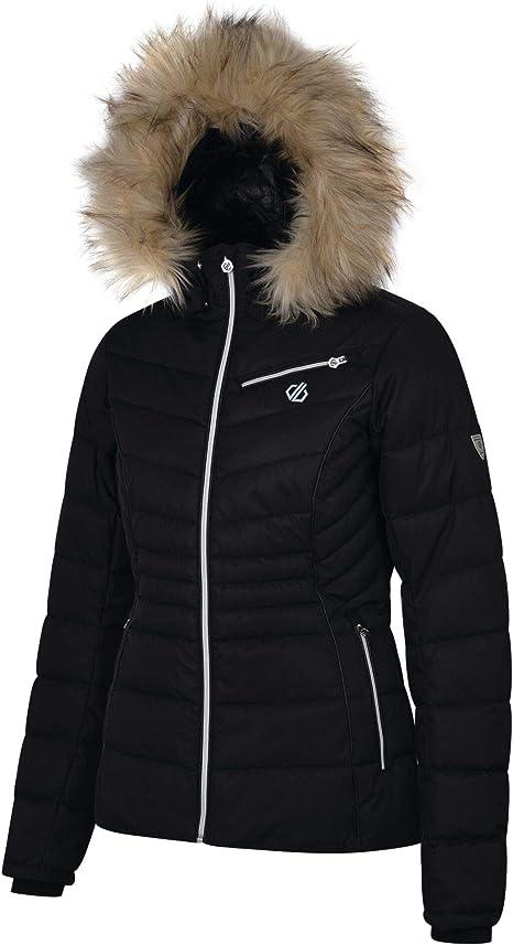 Dare2b Womens Cultivated WHITE Ski Jacket Ladies NEW SIZES 10-20 UK