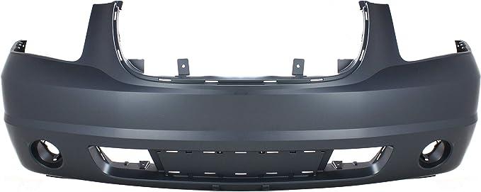 Front Bumper Cover For 2007-2014 GMC Yukon XL 1500 Primed Plastic CAPA