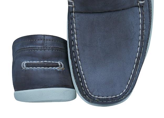Timberland Oderlay Penny Beef Roll Zapatos para Hombre del Ante/Barco del ante-Brown-40: Amazon.es: Zapatos y complementos
